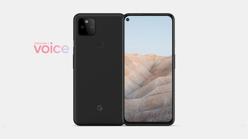 El Google Pixel 5a se presentaría el próximo mes de Agosto 1