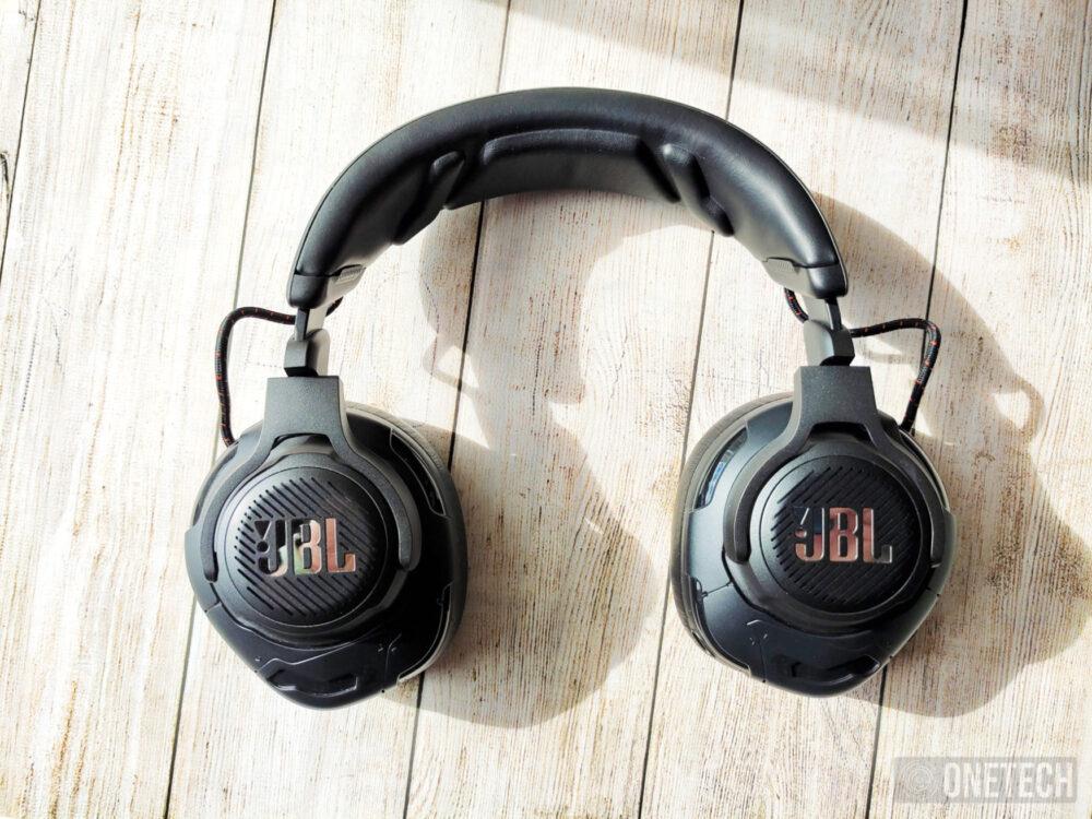 JBL Quantum One, la mejor apuesta gaming de JBL - Análisis 5