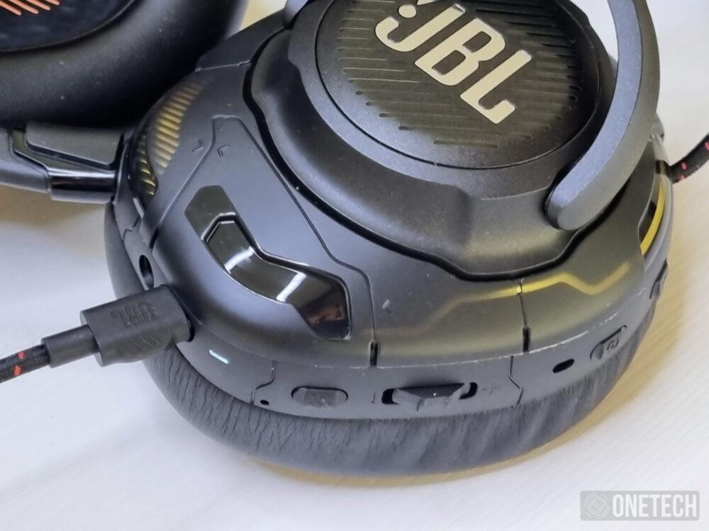 JBL Quantum One, la mejor apuesta gaming de JBL - Análisis 8