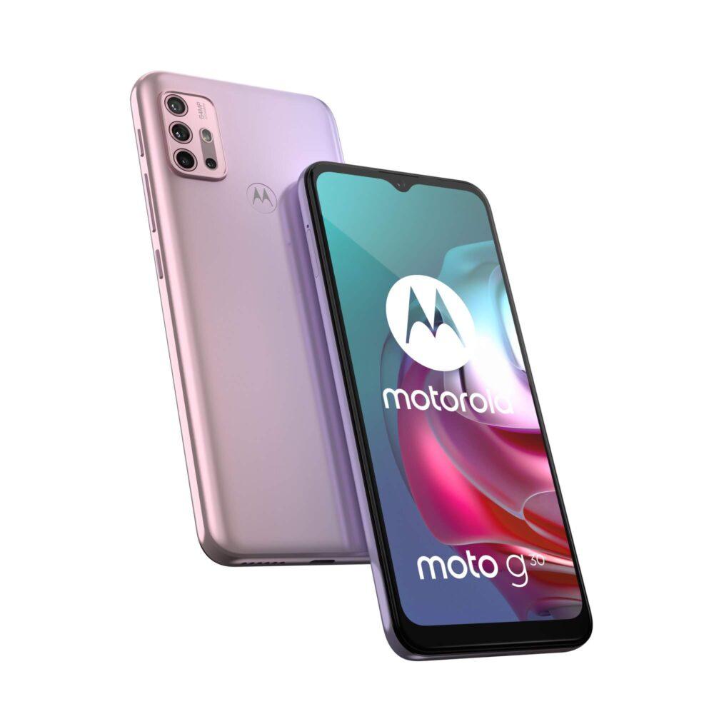 Moto G30, la gama media de Motorola se renueva 2