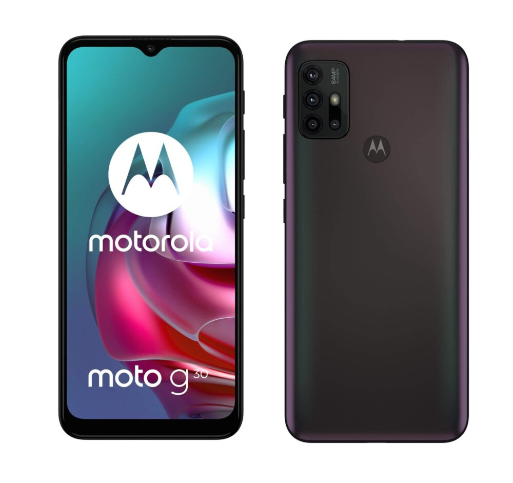 Moto G30, la gama media de Motorola se renueva 3