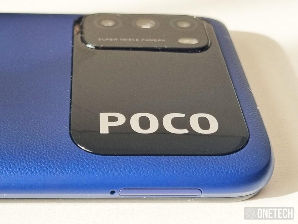 POCO M3, un terminal económico que presume de autonomía - Análisis 5