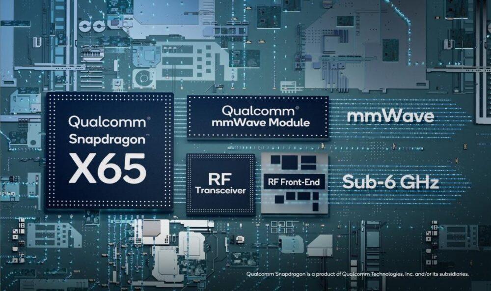 Qualcomm Snapdragon X65 5G