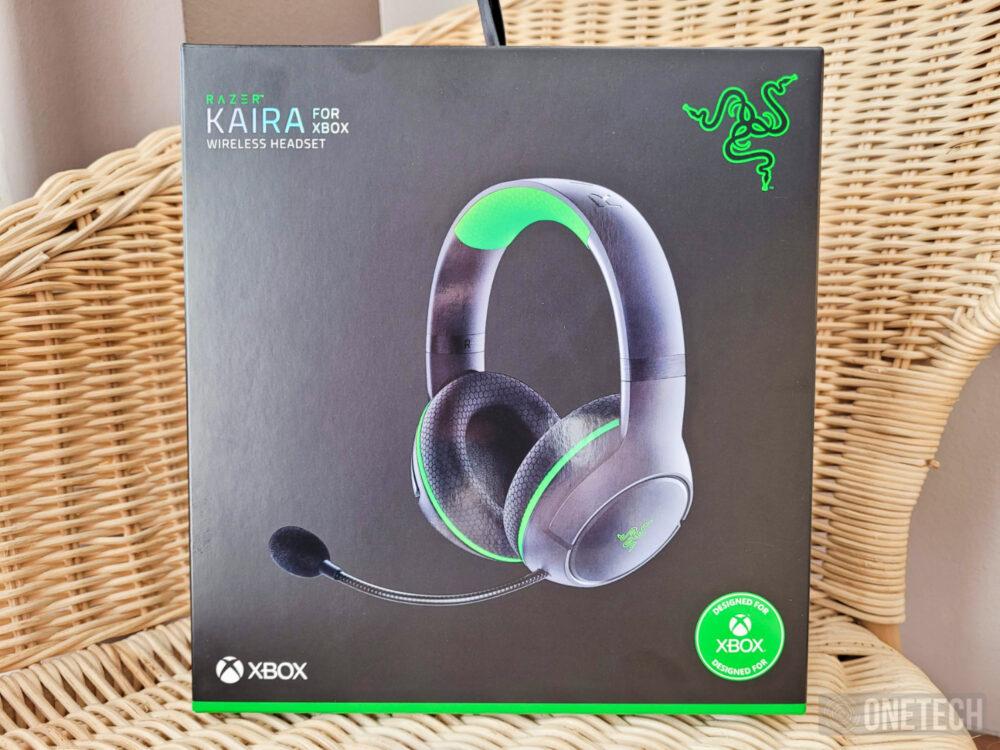 Razer Kaira, auriculares para Xbox Series y Xbox One - Análisis 2
