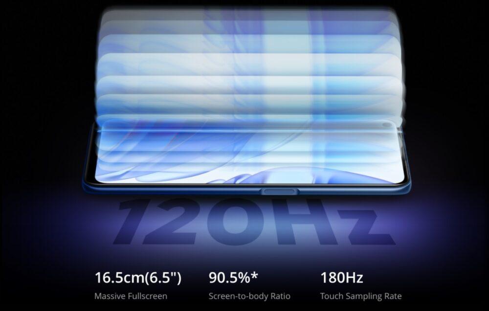 Realme Narzo 30 Pro 5G, gama media 5G con pantalla a 120 Hz 2