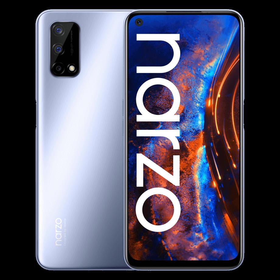 Realme Narzo 30 Pro 5G, gama media 5G con pantalla a 120 Hz 3