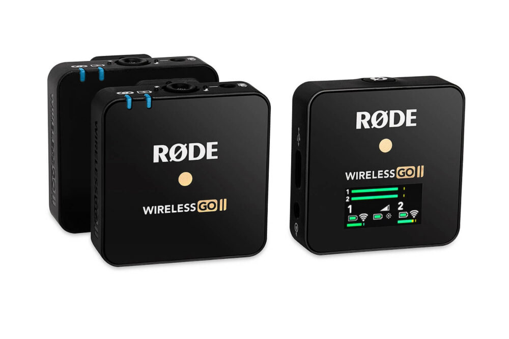 Wireless GO II