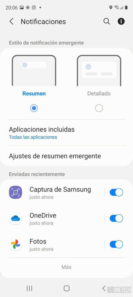 Samsung Galaxy S20 FE 5G, buscando el equilibrio entre calidad y precio - Análisis 21