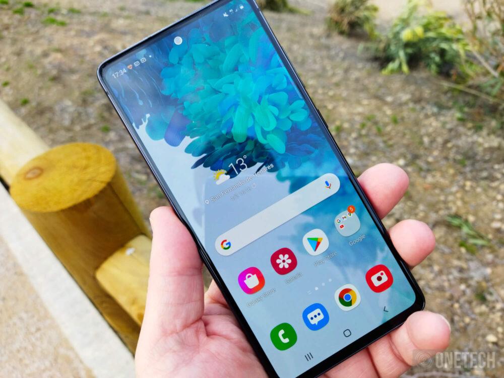 Samsung Galaxy S20 FE 5G, buscando el equilibrio entre calidad y precio - Análisis 1