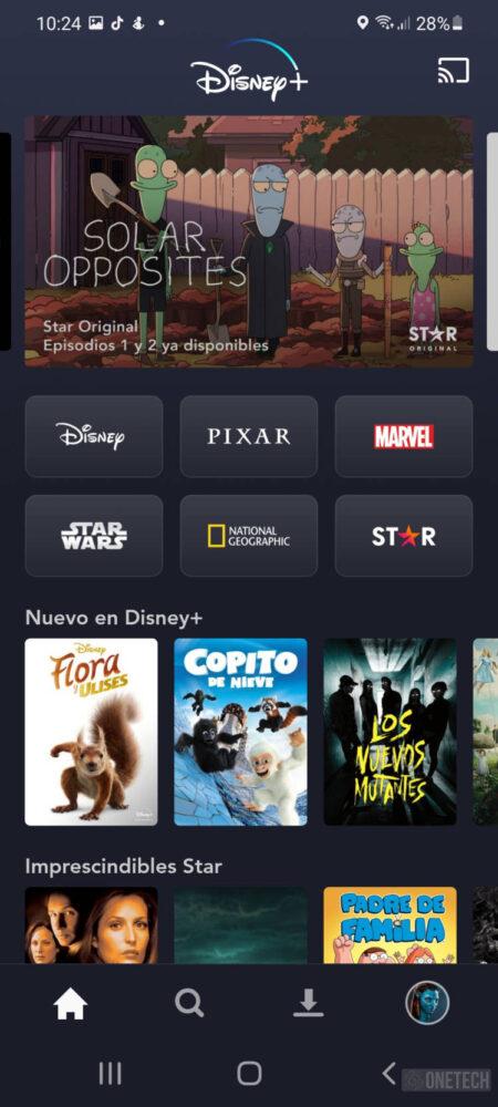 Star ya está disponible en Disney Plus y se activa el control parental 5