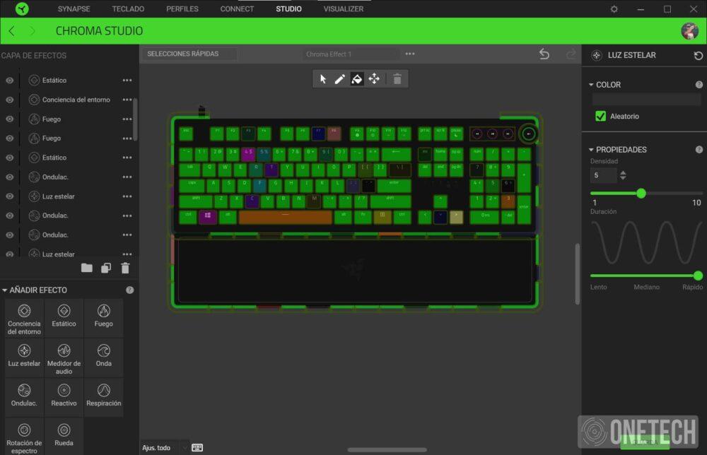 Razer Huntsman V2 Analog, un teclado que puede marcar la diferencia - Análisis 12