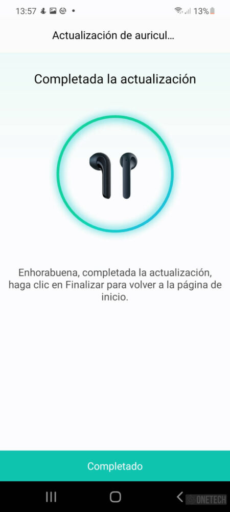TicPods 2 Pro+, los auriculares que controlas con gestos - Análisis 25
