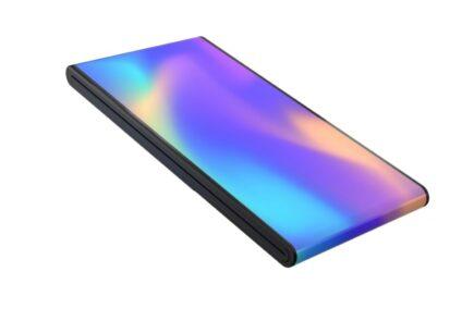 vivo smartphone plegable