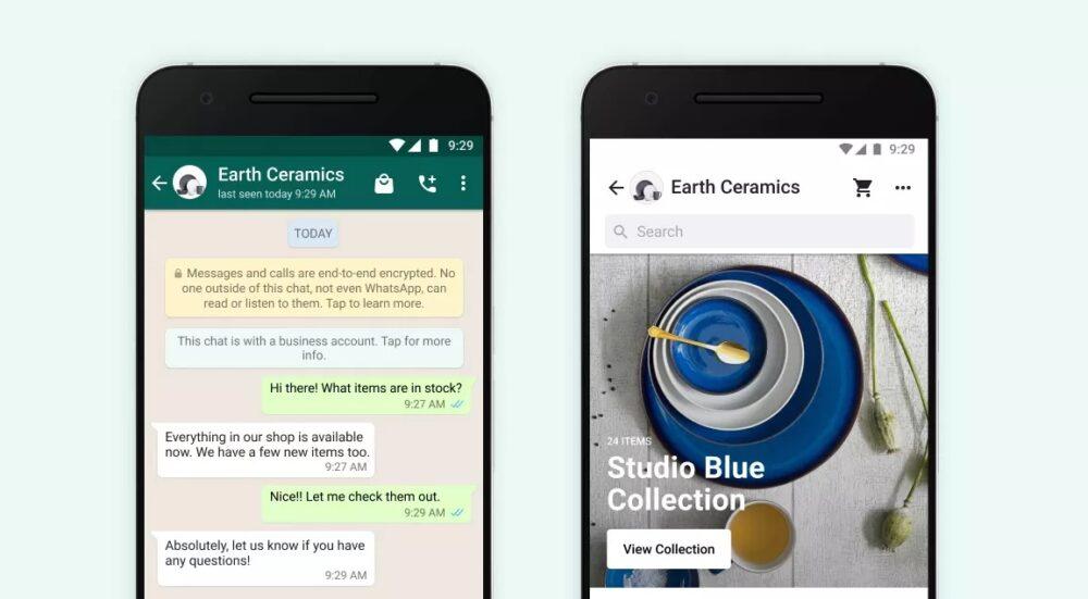 WhatsApp añade un banner para aclarar sus nuevas condiciones de uso 1