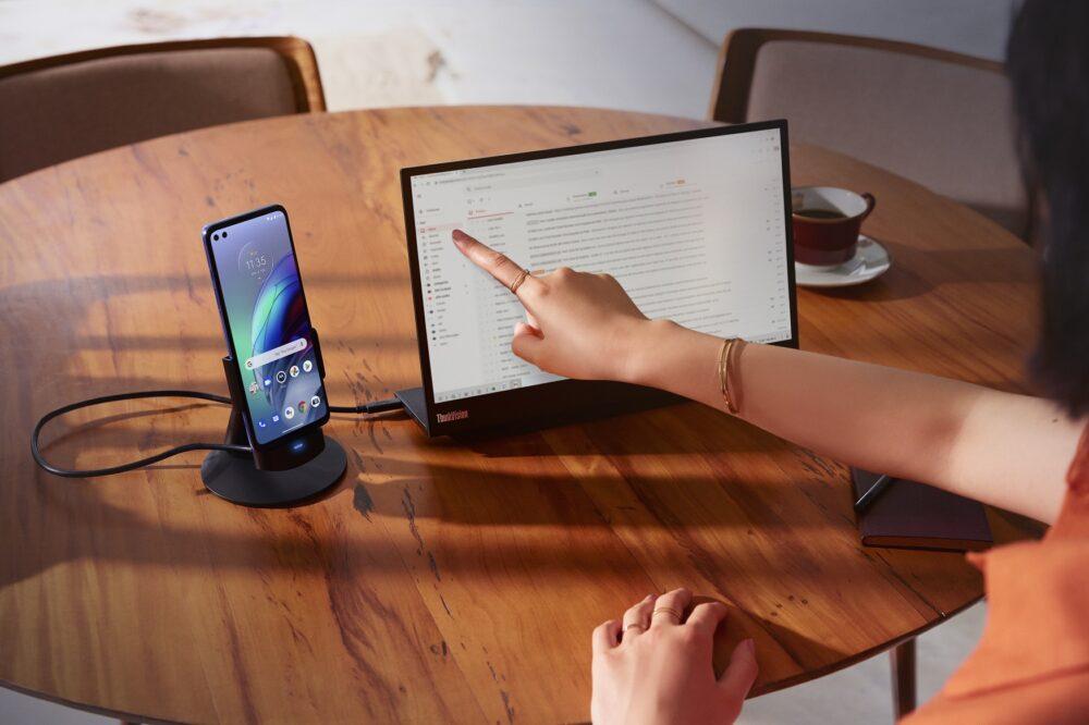 """El Moto G100 ya es una realidad: 5G, Snapdragon 870 y nuevo modo """"Ready For"""" 2"""