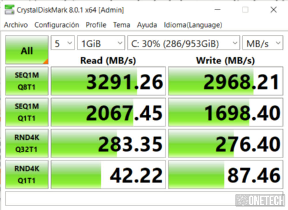 HP ZBook Create G7 - Análisis 13