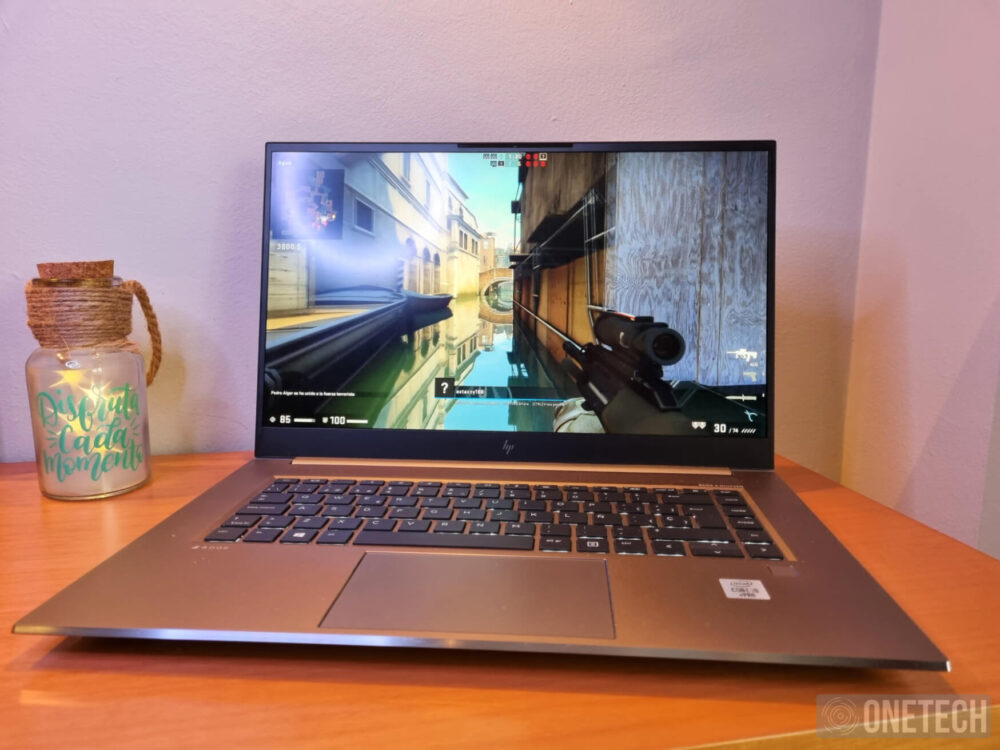 HP ZBook Create G7 - Análisis 16