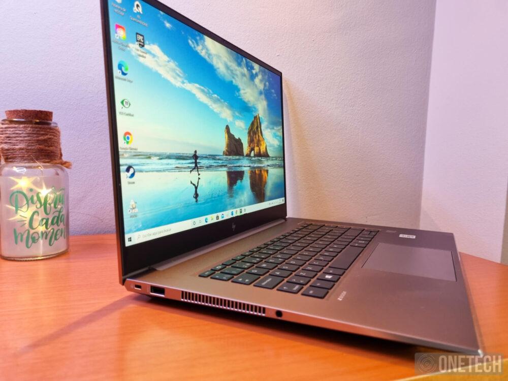 HP ZBook Create G7 - Análisis 27