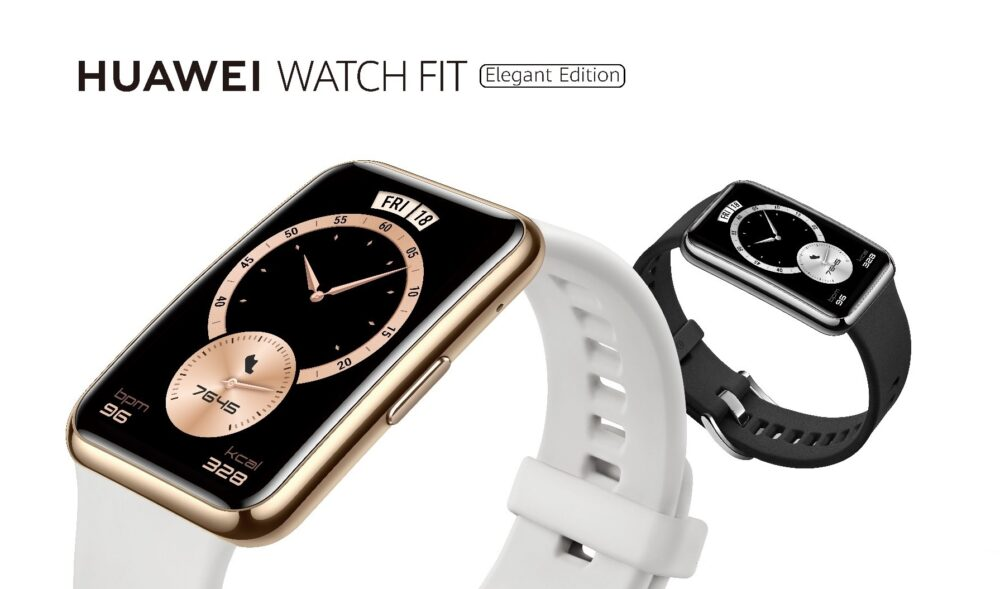 Nuevo Huawei Watch Fit Elegant Edition, más elegante y resistente 1