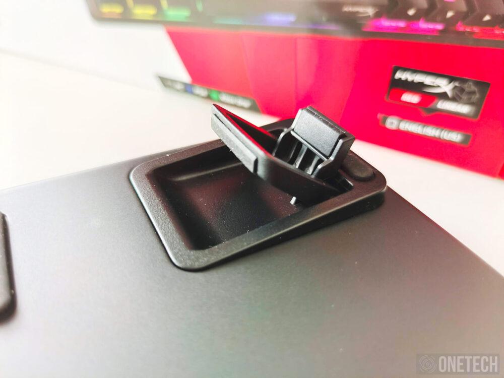 HyperX Alloy Origins 60, un teclado compacto para gamers - Análisis 2