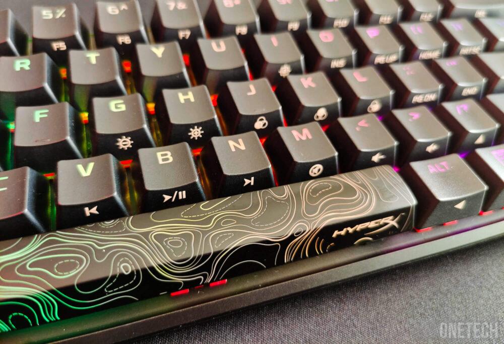 HyperX Alloy Origins 60, un teclado compacto para gamers - Análisis 13