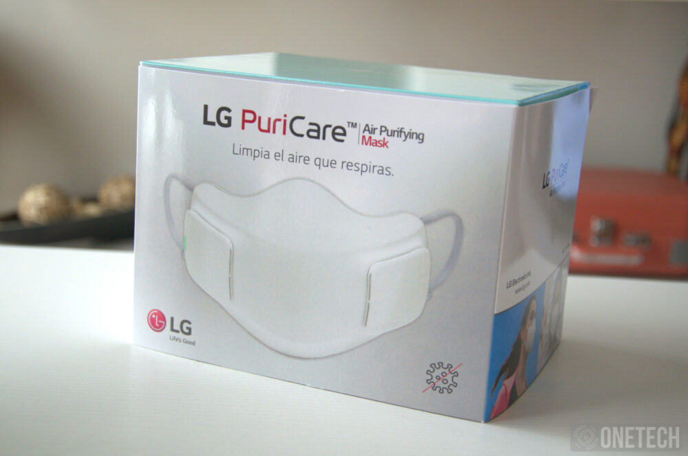 LG Puricare Air Purifying Mask