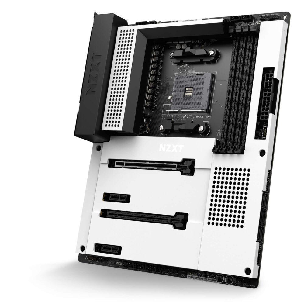 N7 B550 la nueva placa base con AMD B550 de NZXT 2