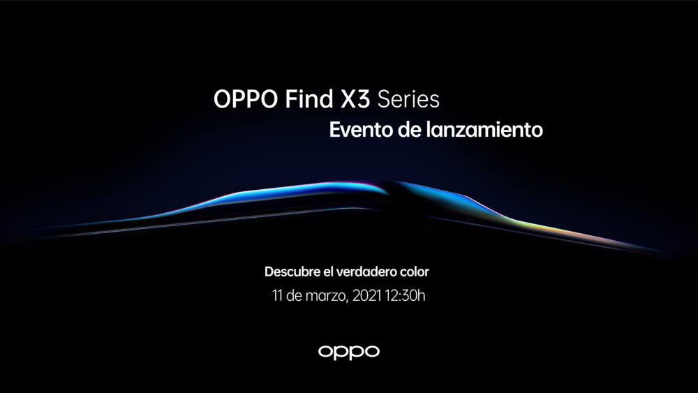 OPPO Find X3 Pr