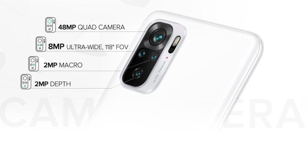 El Redmi Note 10 es oficial y ya conocemos todos sus detalles (actualizado) 1