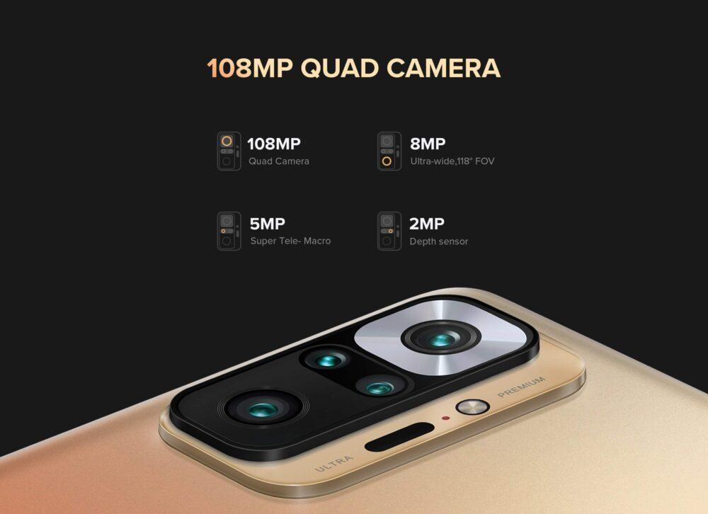 Redmi Note 10 Pro:108 MP de cámara y pantalla a 120 Hz (Actualizado) 1