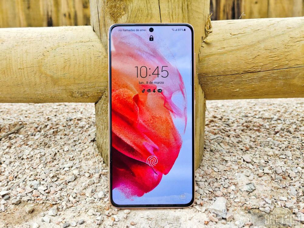 Samsung Galaxy S21 - actualización Android de Mayo