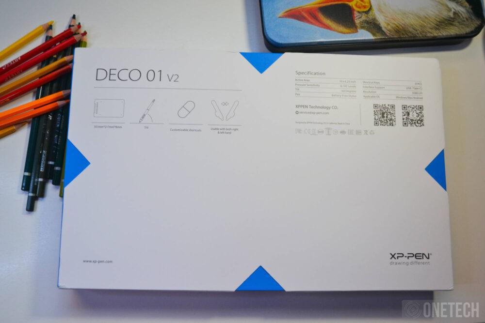 XP-PEN Deco 01 V2, una tableta gráfica con la que sacar el artista que llevas dentro - Análisis 28