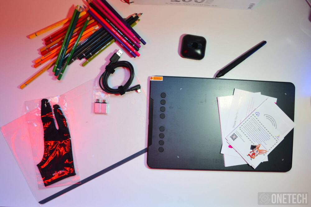 XP-PEN Deco 01 V2, una tableta gráfica con la que sacar el artista que llevas dentro - Análisis 1