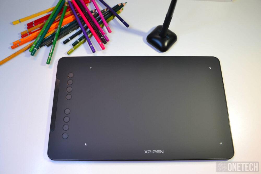 XP-PEN Deco 01 V2, una tableta gráfica con la que sacar el artista que llevas dentro - Análisis 26