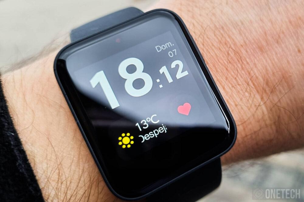 Xiaomi Mi Watch Lite, el enemigo de la Mi Band está en casa - Análisis 4