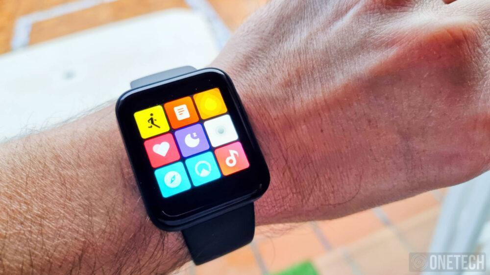 Xiaomi Mi Watch Lite, el enemigo de la Mi Band está en casa - Análisis 5