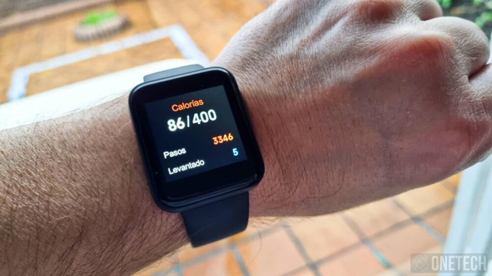 Xiaomi Mi Watch Lite, el enemigo de la Mi Band está en casa - Análisis 19