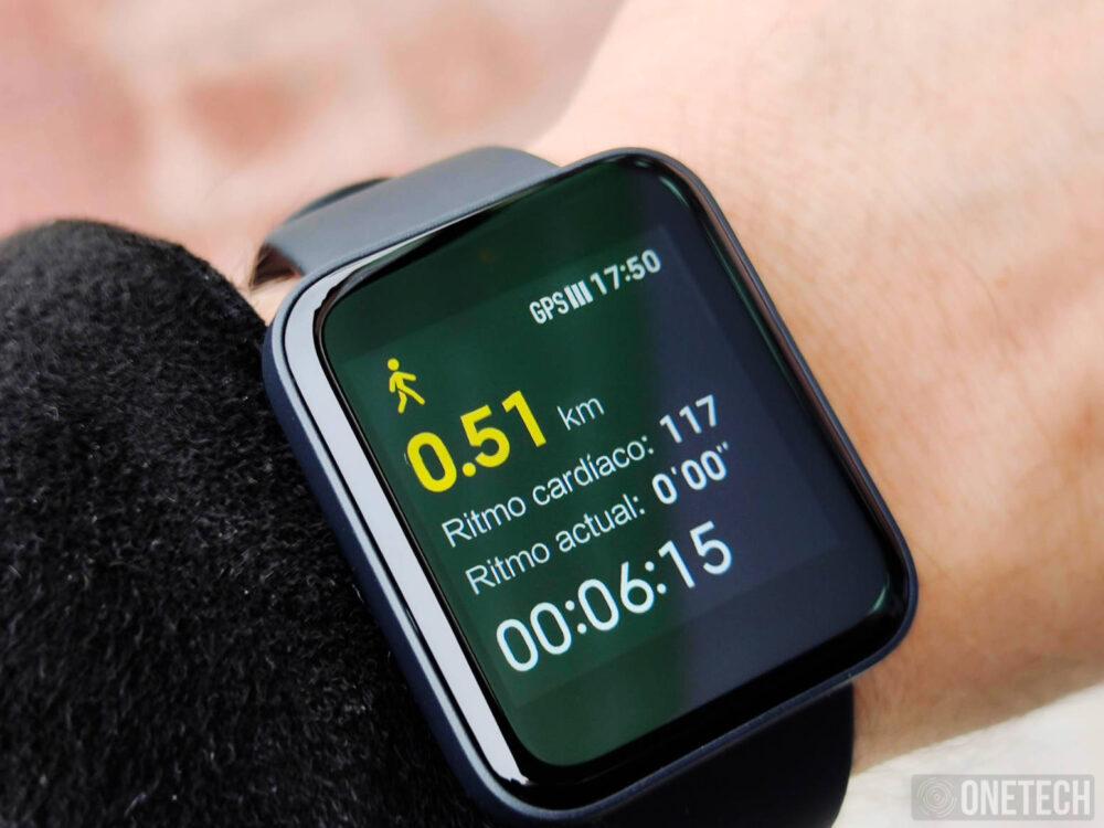 Xiaomi Mi Watch Lite, el enemigo de la Mi Band está en casa - Análisis 29
