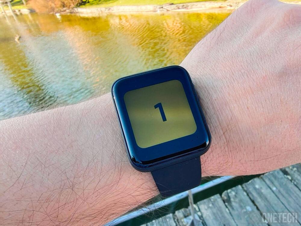 Xiaomi Mi Watch Lite, el enemigo de la Mi Band está en casa - Análisis 9