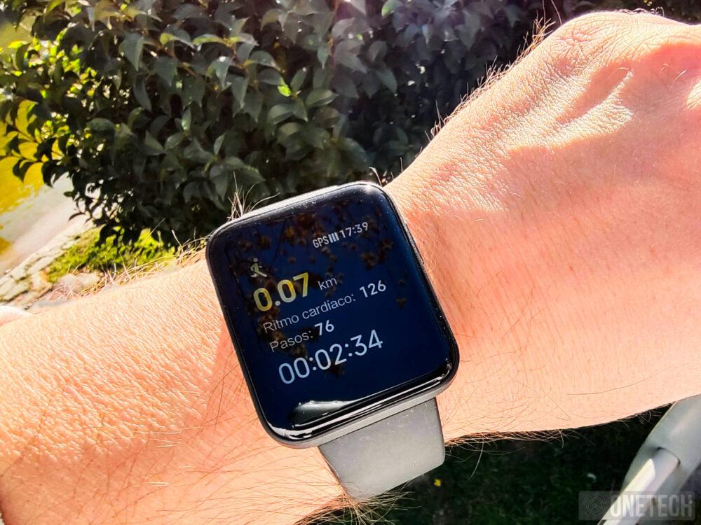 Xiaomi Mi Watch Lite, el enemigo de la Mi Band está en casa - Análisis 7