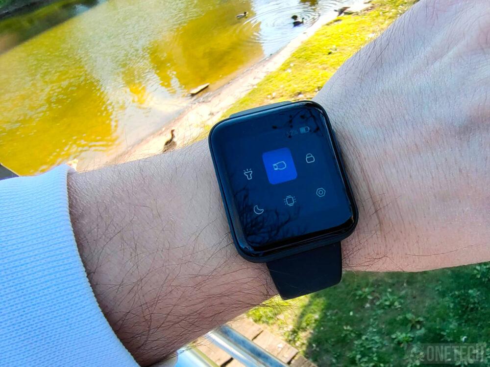 Xiaomi Mi Watch Lite, el enemigo de la Mi Band está en casa - Análisis 8