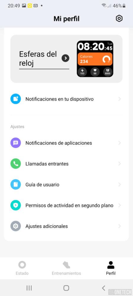 Xiaomi Mi Watch Lite, el enemigo de la Mi Band está en casa - Análisis 16