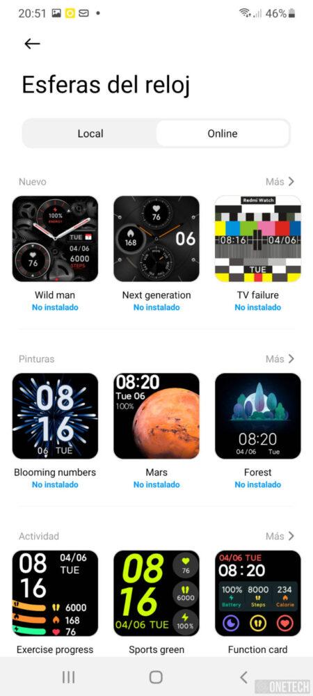 Xiaomi Mi Watch Lite, el enemigo de la Mi Band está en casa - Análisis 13