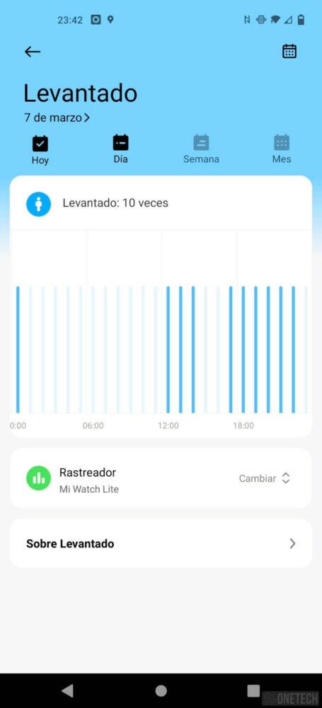 Xiaomi Mi Watch Lite, el enemigo de la Mi Band está en casa - Análisis 12