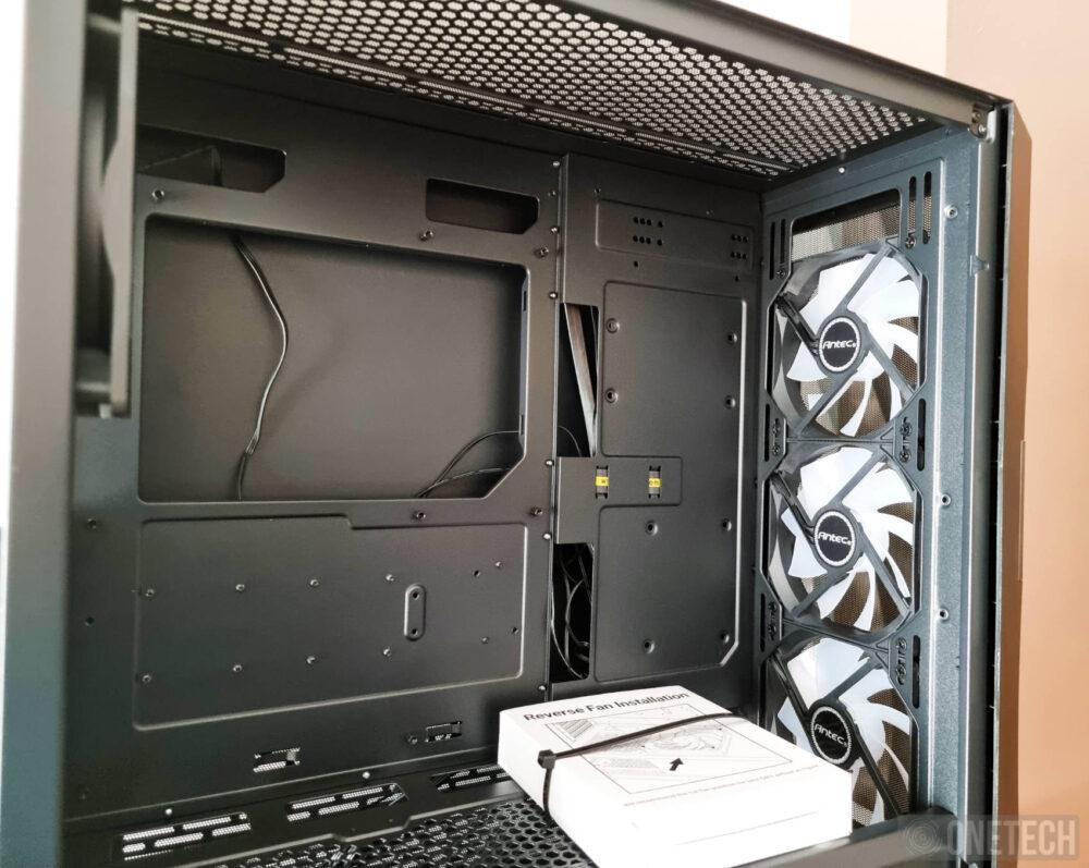 Caja Antec DF700 FLUX - Análisis 10