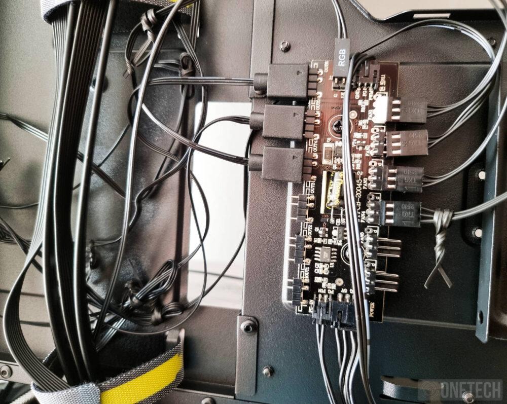 Caja Antec DF700 FLUX - Análisis 8
