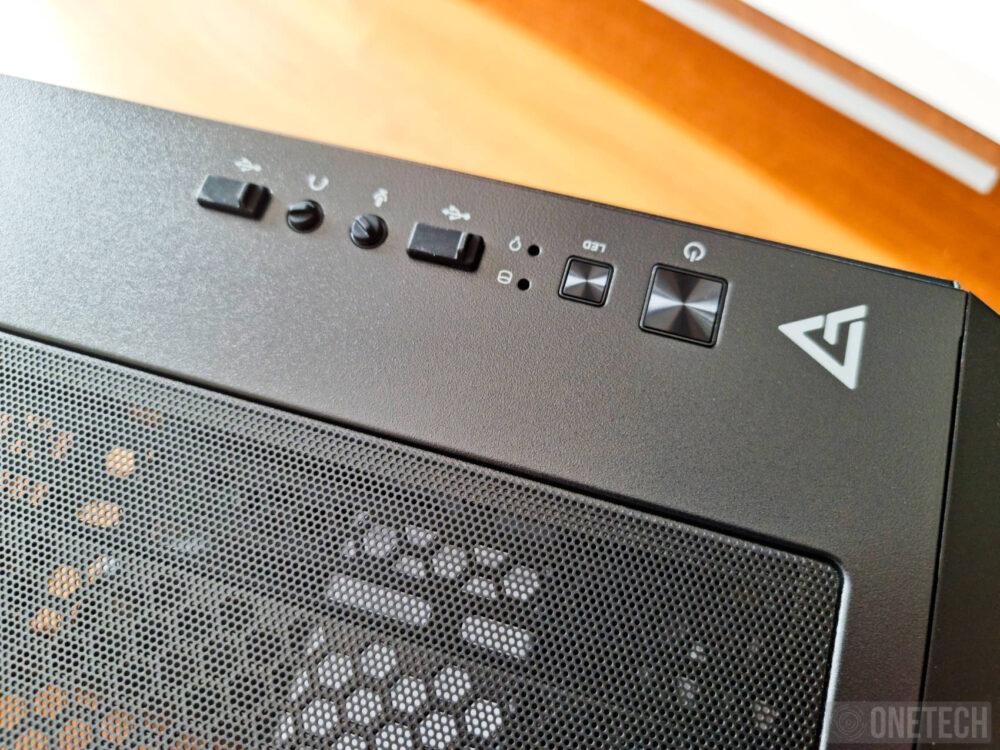 Caja Antec DF700 FLUX - Análisis 5