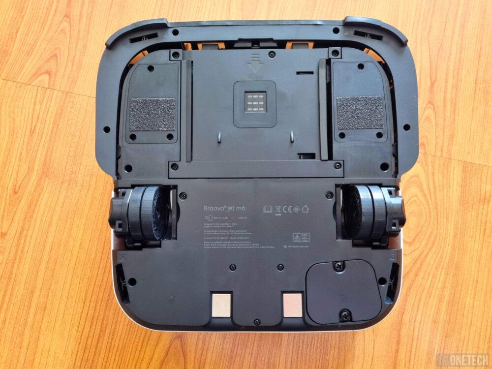 iRobot Braava jet m6, el mejor compañero de tu Roomba - Análisis 5
