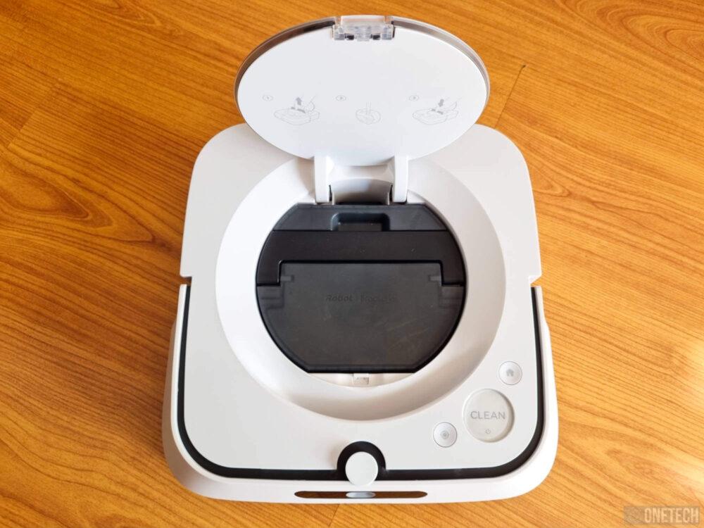 iRobot Braava jet m6, el mejor compañero de tu Roomba - Análisis 9