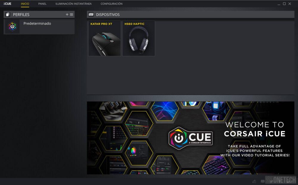 Corsair Katar Pro XT, un nuevo ratón gamer ultraligero - Análisis 17